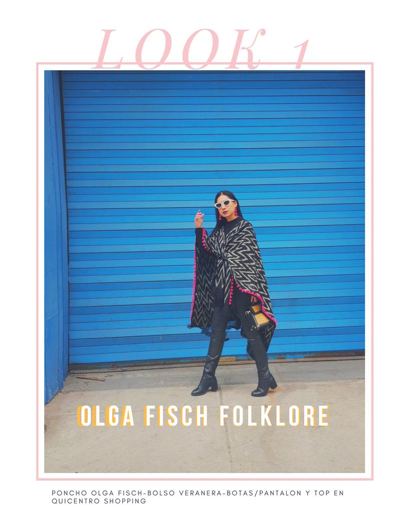 Pastel Fashion Magazine Cover